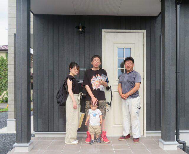 筑西市 自分達で色々決めたかった私達にとって、こだわりの家づくりができました