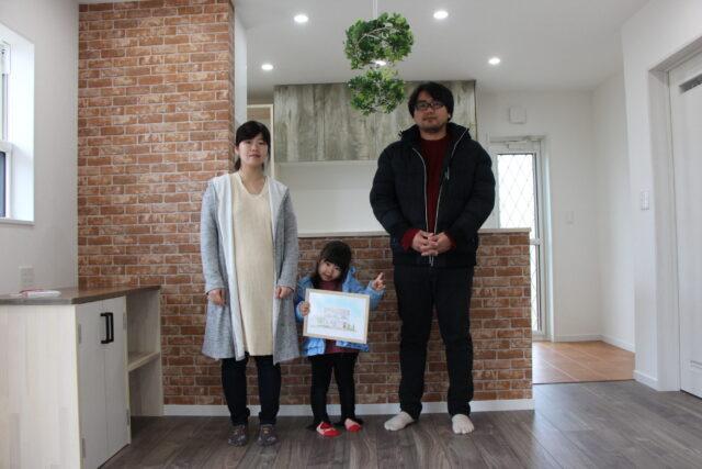 筑西市 接し易くアロー住建さんを選んで良かったと感謝でいっぱいです