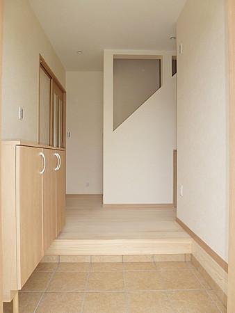 玄関、ホール