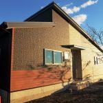 山小屋風平屋&太陽光発電10kwの平屋住宅
