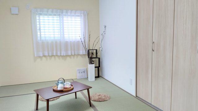 筑西市で新築平屋予約完成見学会開催中です!