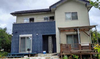 お家のメンテナンス!外壁塗装工事の目安は新築後約10年です。