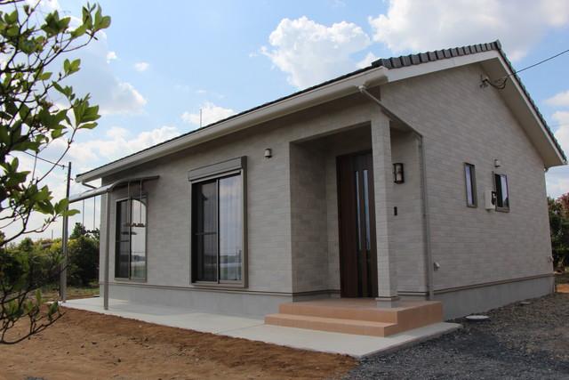 コンパクトな20坪の平屋住宅。あったか楽々快適に暮らしたい!