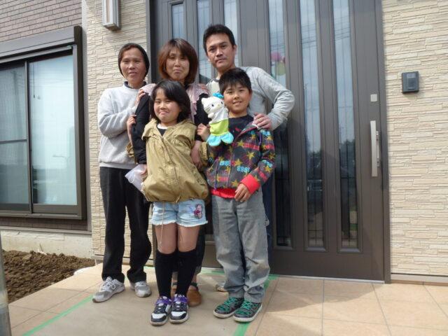 桜川市 家を建て替えるきっかけは3.11だったけど納得の家づくりができました