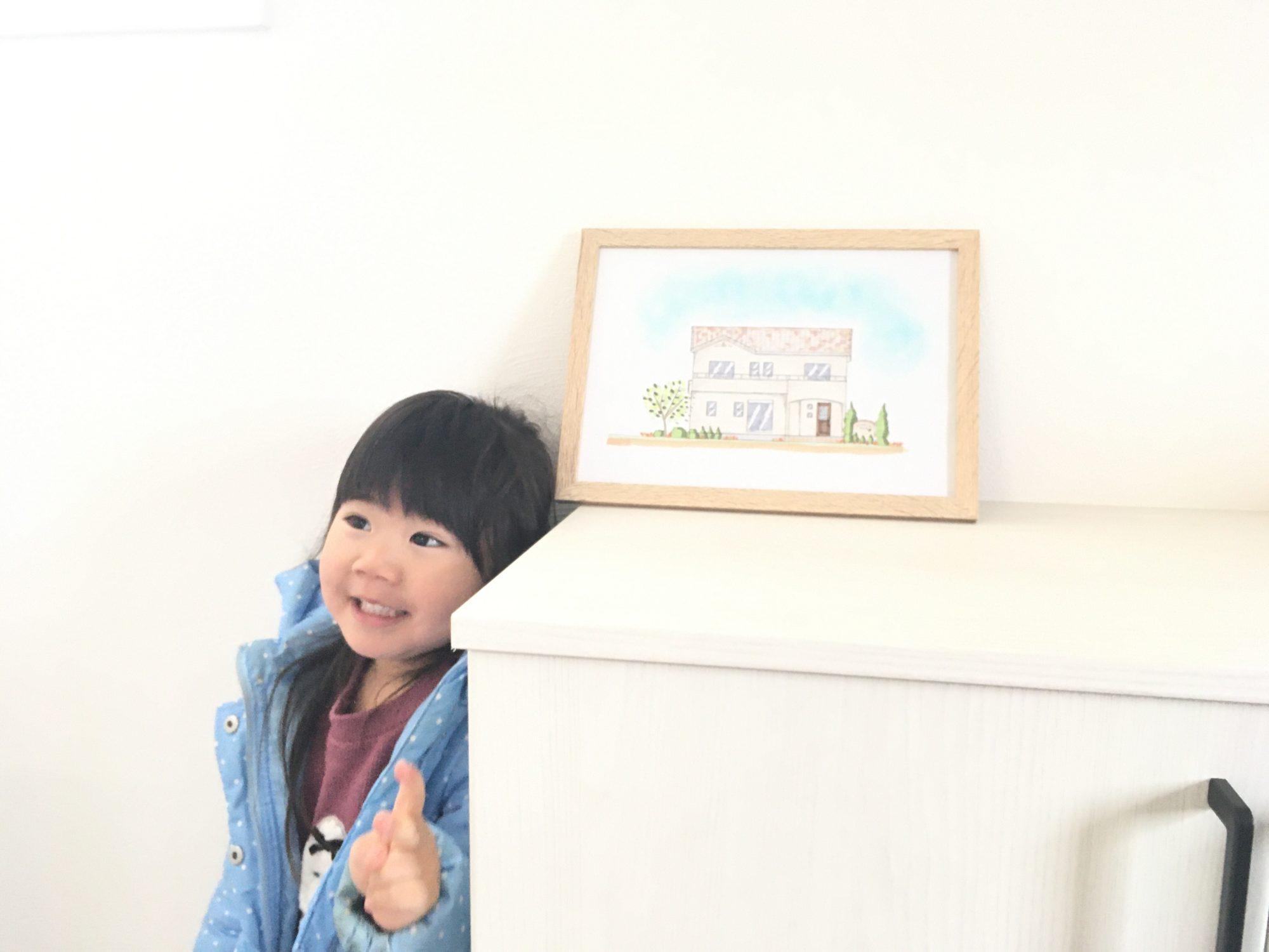 筑西市新築住宅のお引渡し