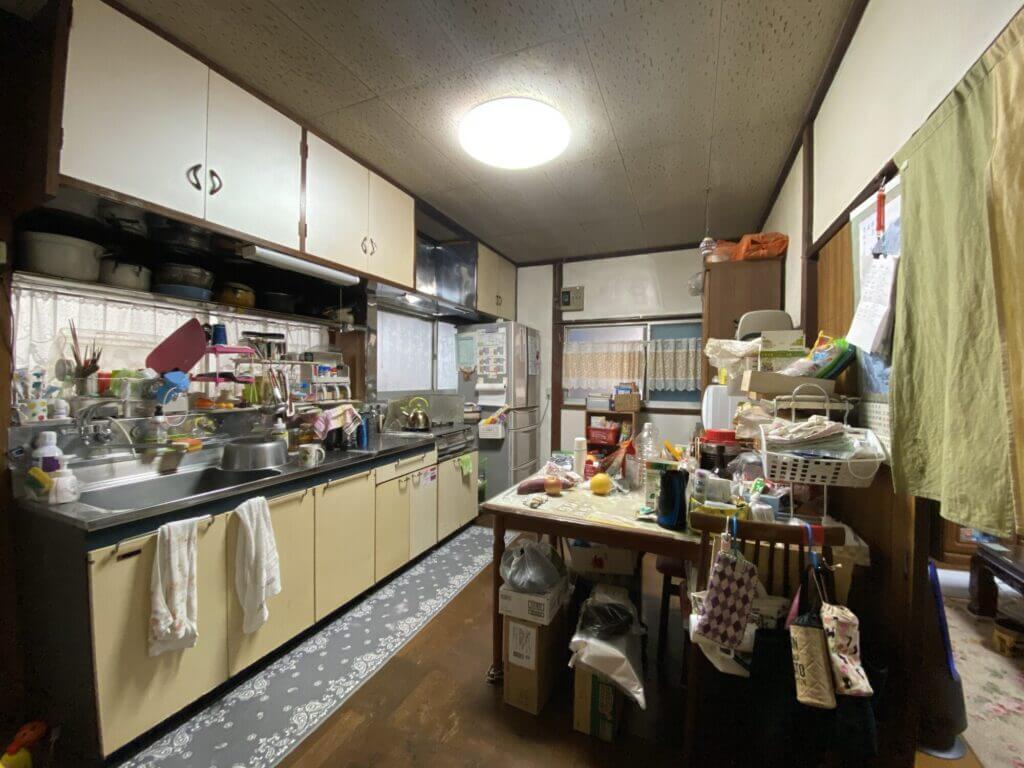 【栃木県小山市】キッチンリフォーム