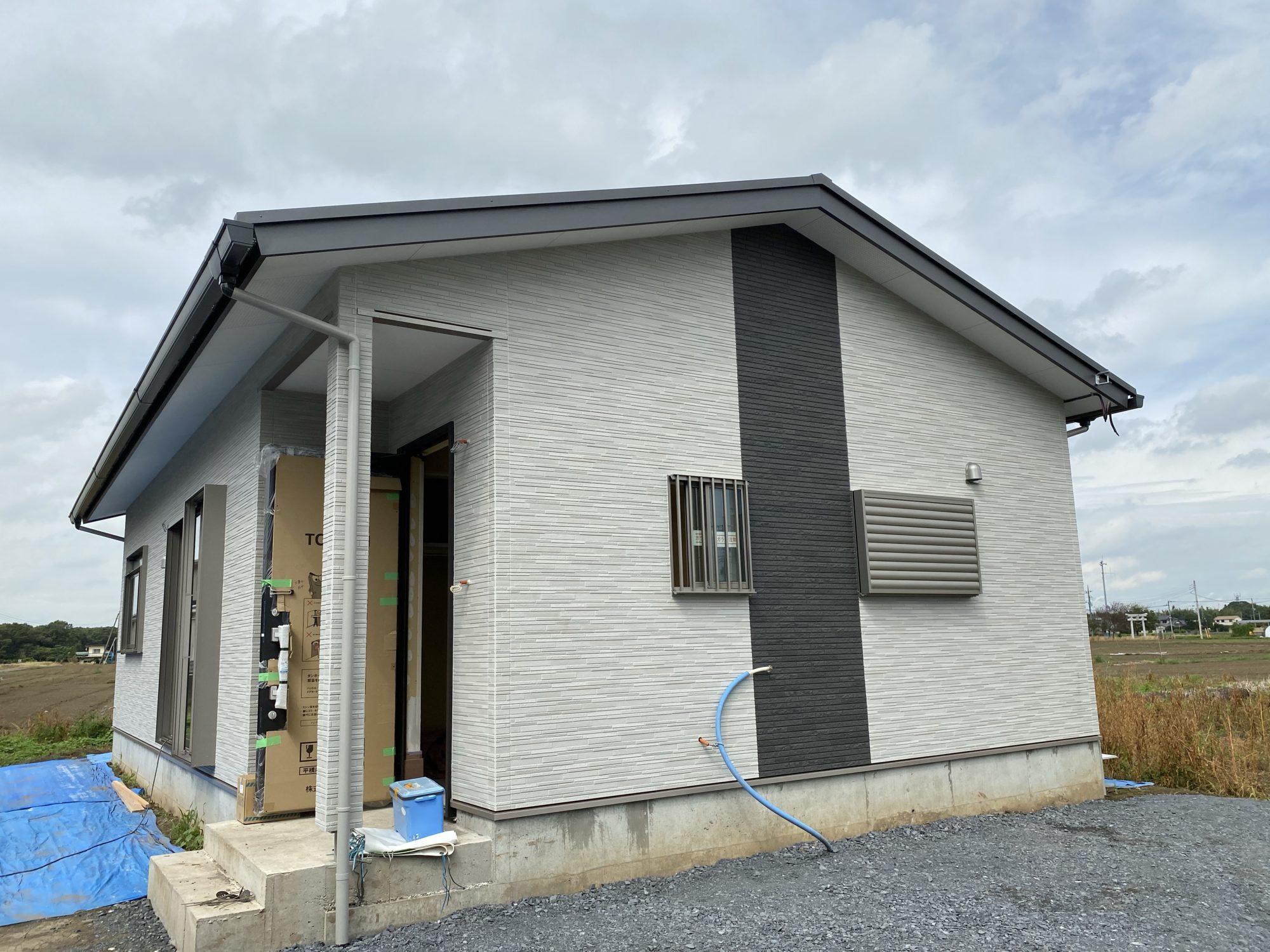 【筑西市】平屋住宅完成見学会事前予約制