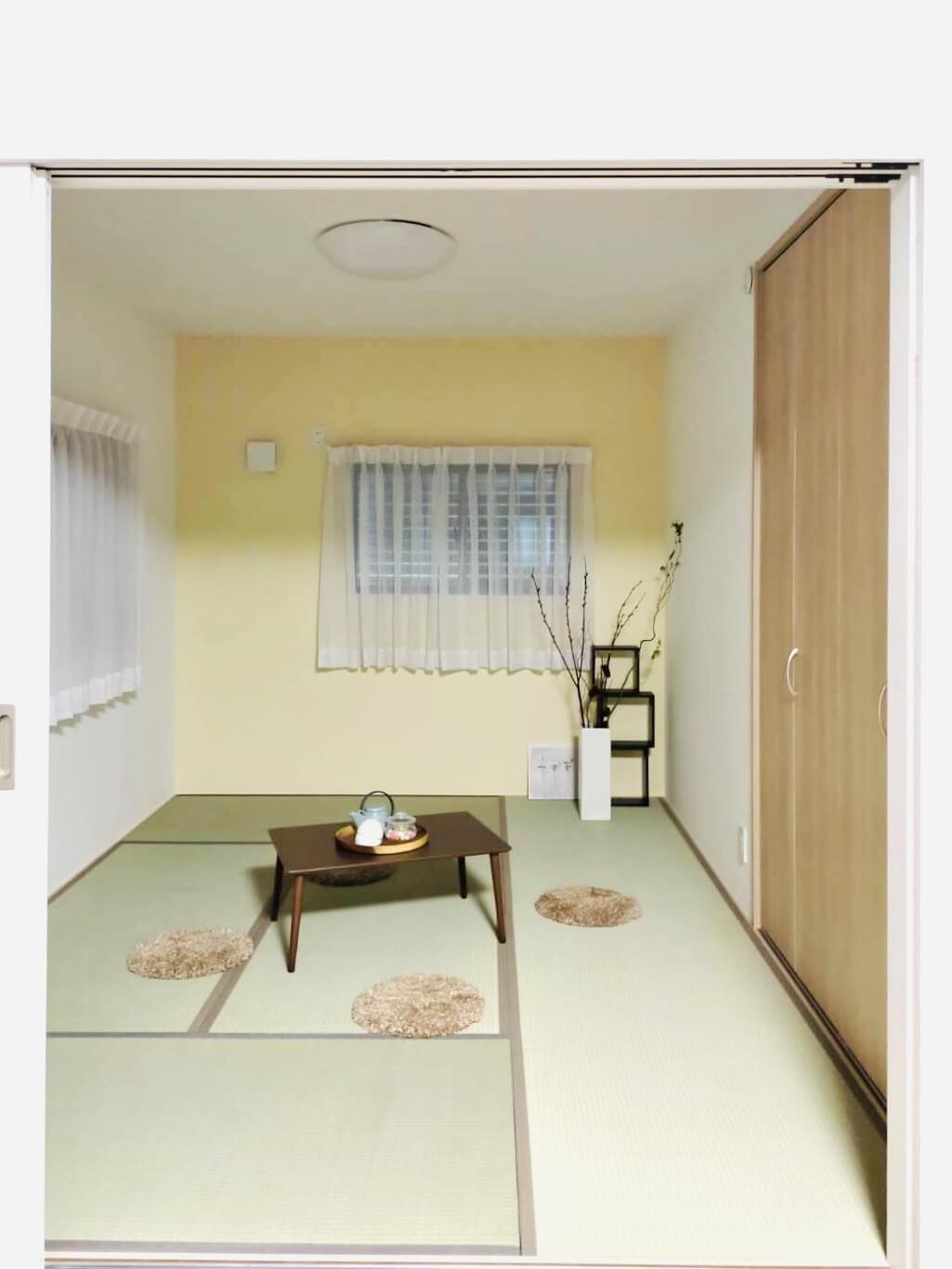 【筑西市】平屋住宅の完成見学会10月10日(土)から始まります。
