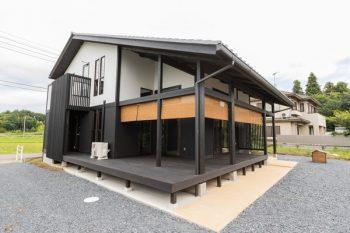 古民家風規格住宅「温故知想の家」長期優良住宅、耐震等級3